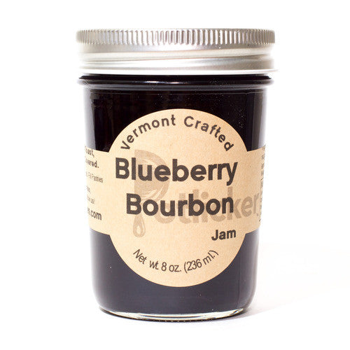 Blueberry Bourbon & Brown Sugar Jam
