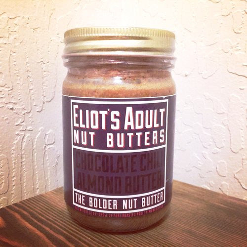 Eliot's Adult Chocolate Chili Almond Butter
