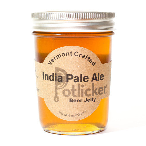 India Pale Ale Beer Jelly 8 oz Jar
