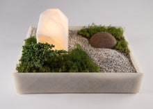 MÖKKI Marble Terrarium Nightlight