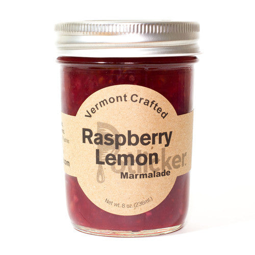 Raspberry Lemon Marmalade 8 oz Jar