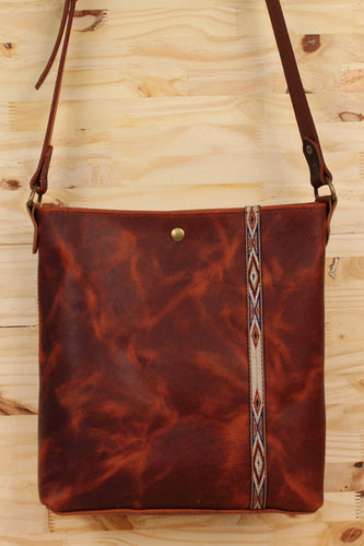 Explorer Leather Tote Bag