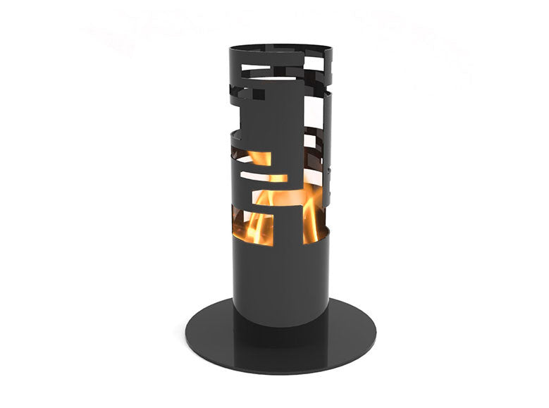 Steel Indoor/Outdoor Tabletop Torch