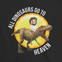 All Dinosaurs Go To Heaven (Men's T-shirt)