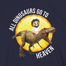 All Dinosaurs Go To Heaven (Unisex Hoodie)