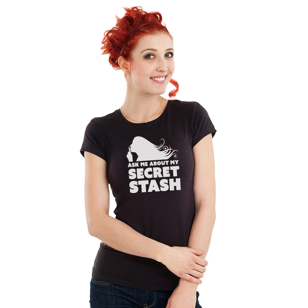 Secret Stash (Women's T-shirt)