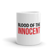 Blood of the Innocent Coffee Mug