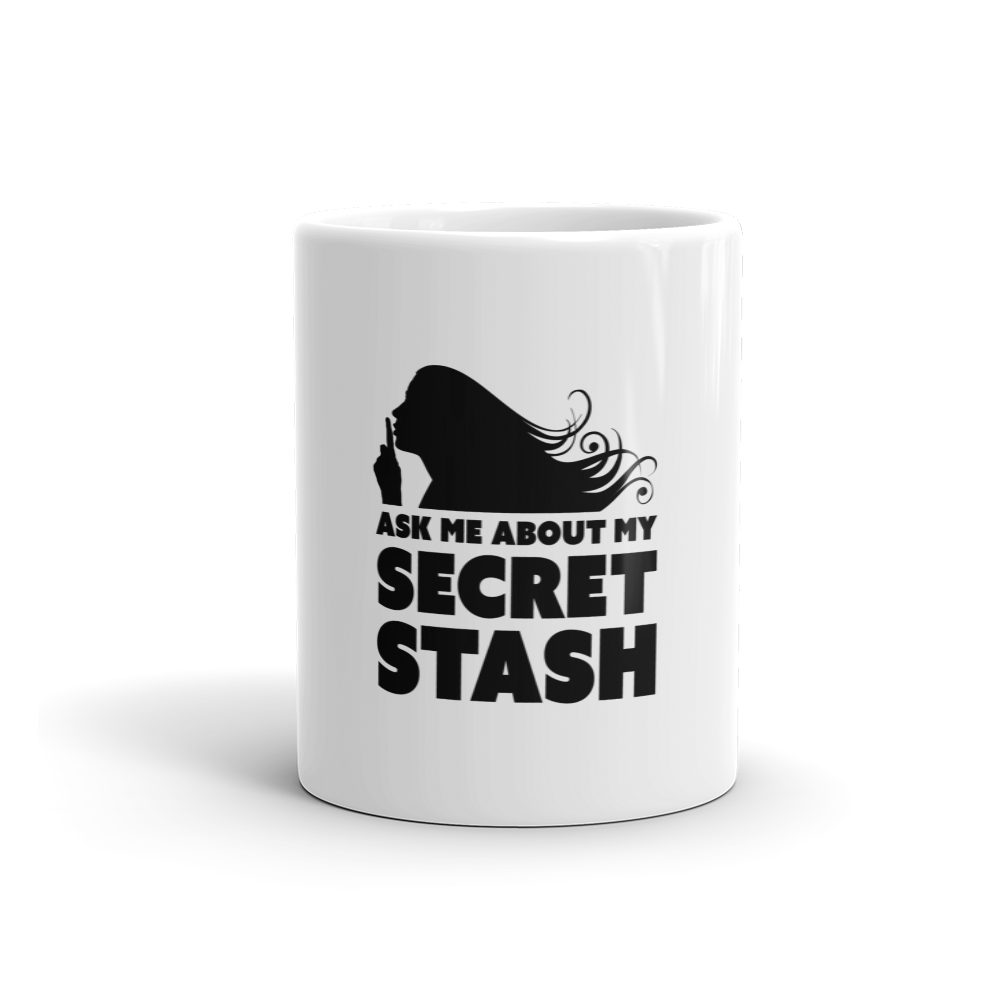 Secret Stash Coffee Mug