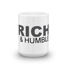 Rich & Humble Coffee Mug