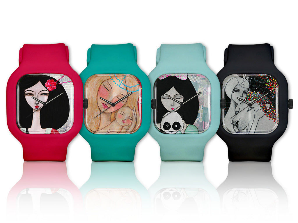 Woah - My Own Watch Designs Are HERE!
