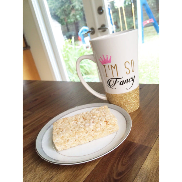 I'm So Fancy - Coffee Mug - Twinkle Twinkle Lil' Jar - 1