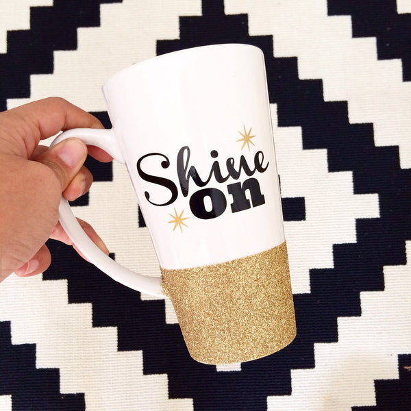 Shine On - Coffee Mug - Twinkle Twinkle Lil' Jar - 1