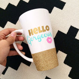 Hello Gorgeous - Coffee Mug - Twinkle Twinkle Lil' Jar - 1