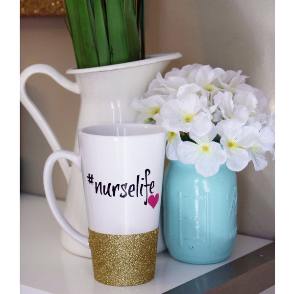 Nurselife - Coffee Mug - Twinkle Twinkle Lil' Jar - 1