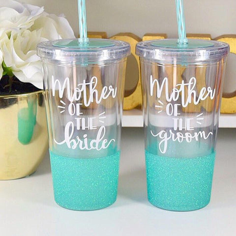 Mother Of The Bride - Mother Of The Groom - Tumbler
