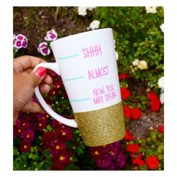 Now You May Speak - Coffee Mug - Twinkle Twinkle Lil' Jar - 1