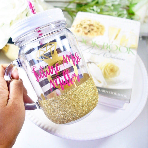 Future Mrs. - Bride To Be - Tumbler