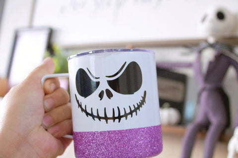 Jack Nightmare - Stainless Steel Coffee Mug