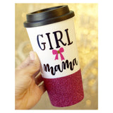 Girl Mama - Coffee Travel Mug - Twinkle Twinkle Lil' Jar - 1