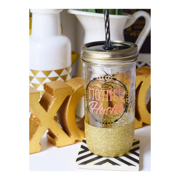 Mother Hustle - Tumbler - Twinkle Twinkle Lil' Jar - 1