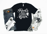 Ghouls Just Wanna Have Fun Halloween Tee