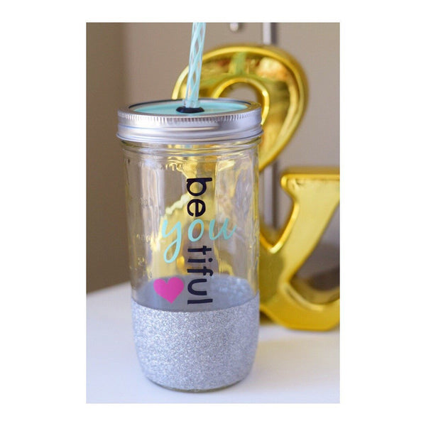 Be-You-Tiful - Tumbler - Twinkle Twinkle Lil' Jar - 1