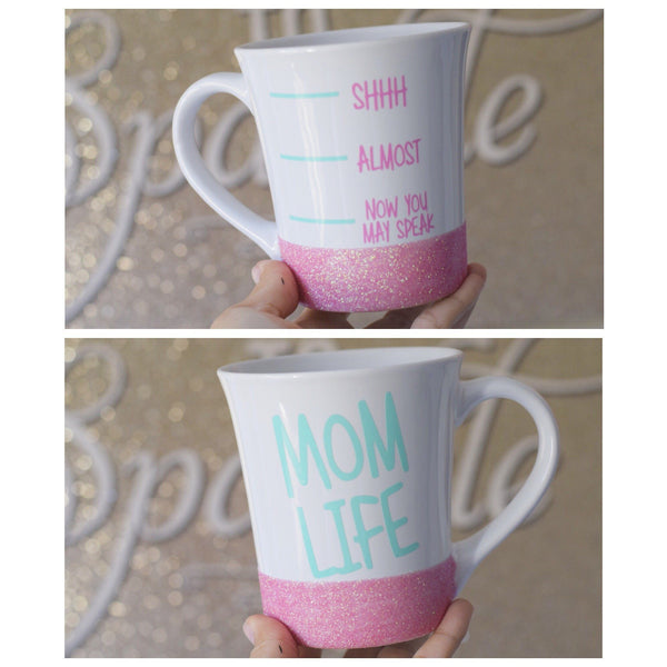 Mom Life - Coffee Mug - Twinkle Twinkle Lil' Jar - 1