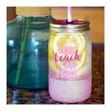 This Beach Can Drink - Tumbler - Twinkle Twinkle Lil' Jar - 1