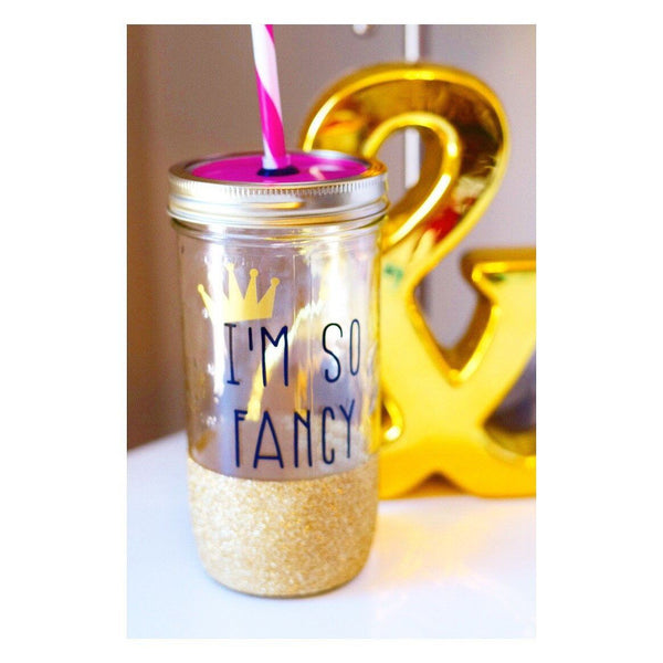 I'm So Fancy - Tumbler - Twinkle Twinkle Lil' Jar - 1