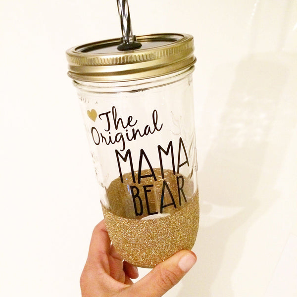 The Original Mama Bear - Tumbler - Twinkle Twinkle Lil' Jar - 1