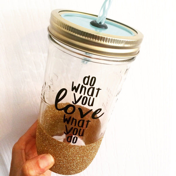 Do What You Love - Tumbler - Twinkle Twinkle Lil' Jar - 1