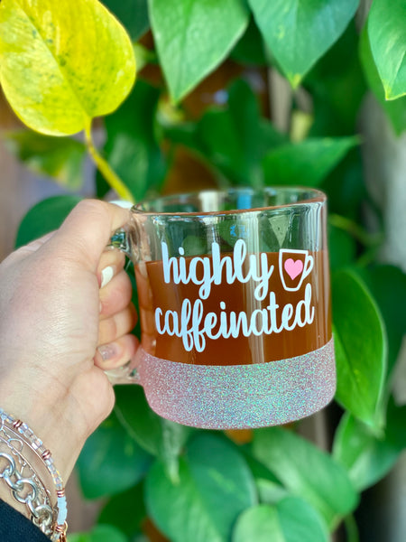 Highly Caffeinated - Coffee Mug