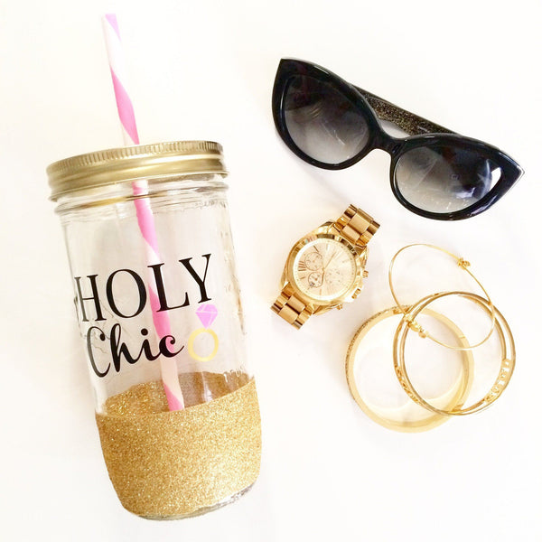 Holy Chic - Tumbler - Twinkle Twinkle Lil' Jar - 1