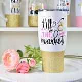 Off The Market - Stainless Steel Travel Mug