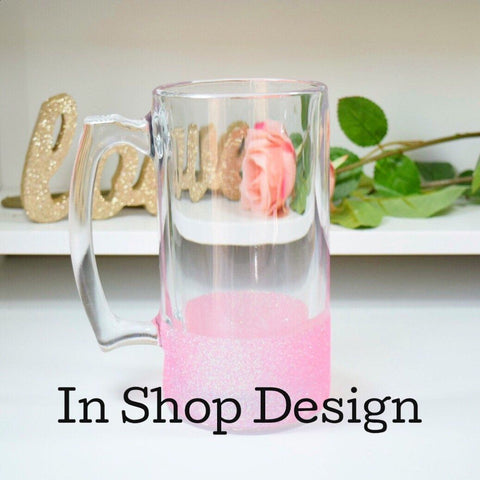 In Shop Design - Beer Mug