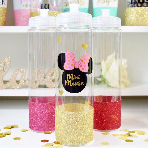 Mini Mouse - Twinkle Tike Water Bottle