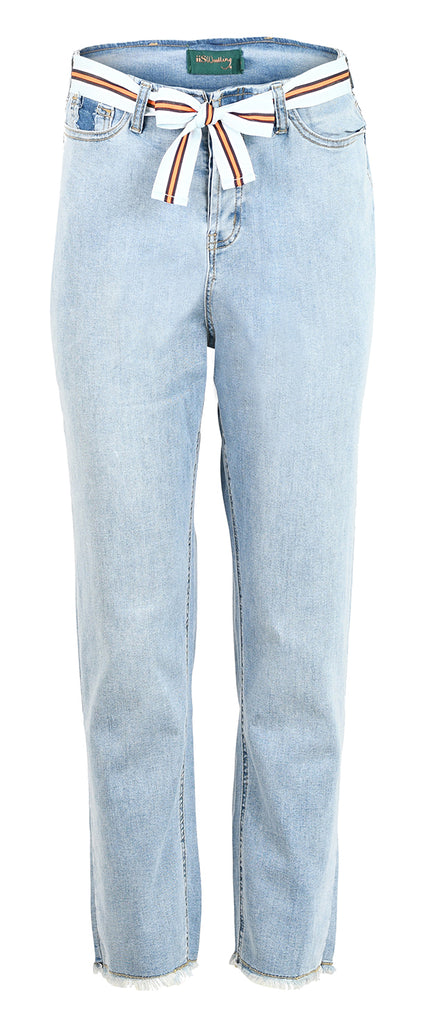 Regine Denim Bukse #22 Blue Wash