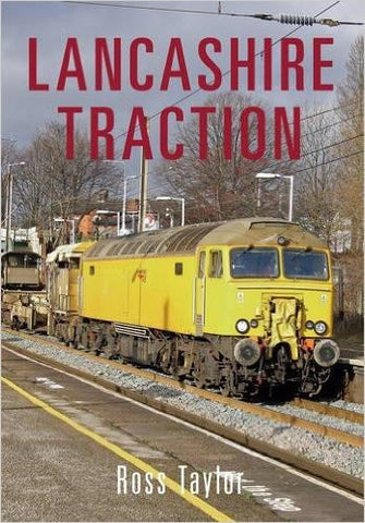 Lancashire Traction (Railway book)