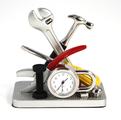 Miniature Toolkit Clock.