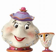 Disney Traditions - Mrs Potts and Chip.