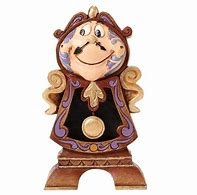 Disney Traditions - Cogsworth - Beauty and the Beast.