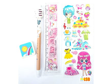 "Load image into Gallery viewer, NEW! SVT14A ""Happy Rabbit"" Stationary Set A"