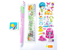 "将图片加载到图库查看器,NEW! SVT14B ""Happy Rabbit"" Stationary Set B"