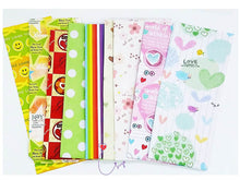 "Load image into Gallery viewer, SWSK50  ""Happy Girl"" Bookmark Super Value Set of 12"