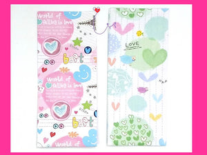 "SWSK49 ""Free to Fly"" Bookmark Set of 10"
