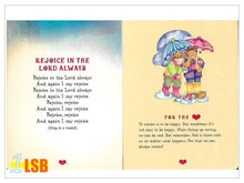 将图片加载到图库查看器,(UP to 60% OFF) PABC76 Little Songs for Little Souls CD and Devotions & Songs Book - I Can Praise the Lord