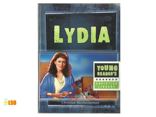 PABGF08 Lydia the Christian Businesswoman (Free book giveaway - N)