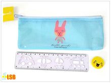"Load image into Gallery viewer, SV30 ""Rabbit-Lover"" Transport Vehicles Stencil Super Value Set"