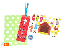 "Load image into Gallery viewer, SWSK12 ""God is Love"" Super Value Set of 8"