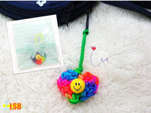 "Load image into Gallery viewer, SZP02 ""Sunshine Smile"" Crochet Merry Charm"